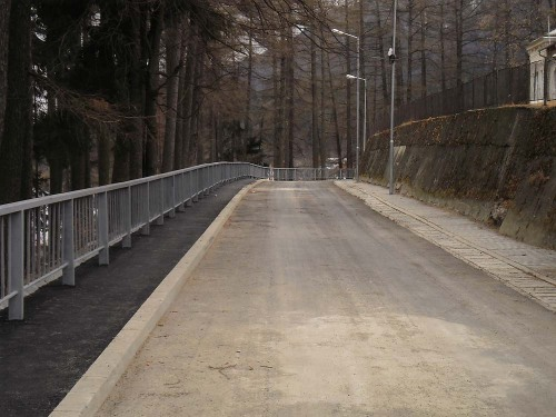 Busteni, o statiune renascuta - Strada Alpinistilor
